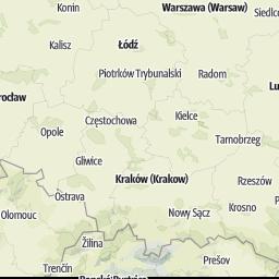 Jakobsweg Karte Deutschland.Polen Jakobsweg